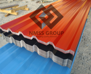 NMSS : Corrugated Sheet Suppliers UAE, Corrugated Sheet